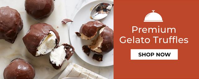Premium Gelato Truffles