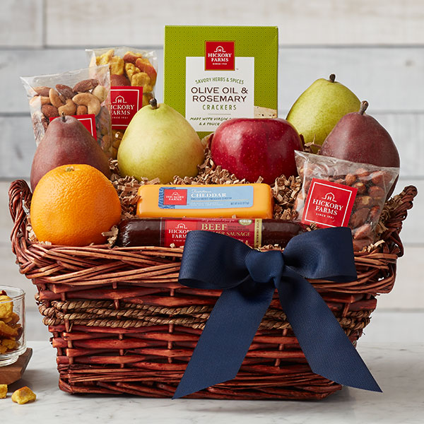 Fathers day snack gift basket