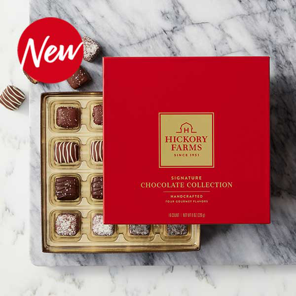 Shop signature chocolate collection