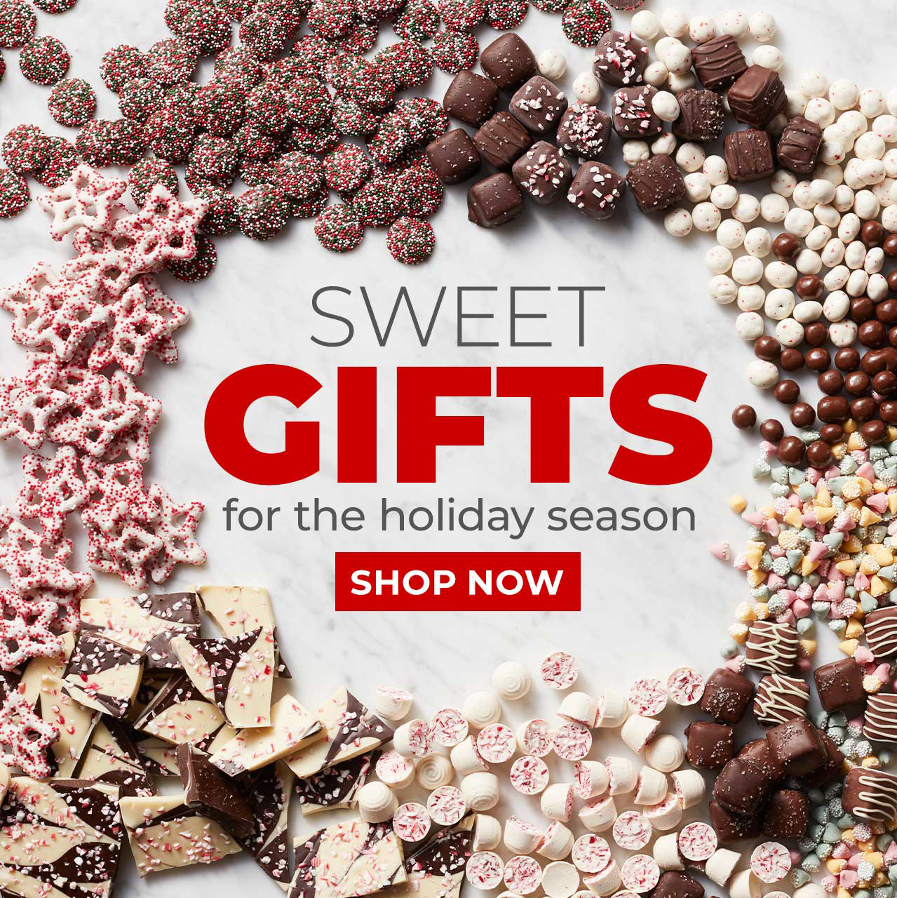 Shop sweet gifts