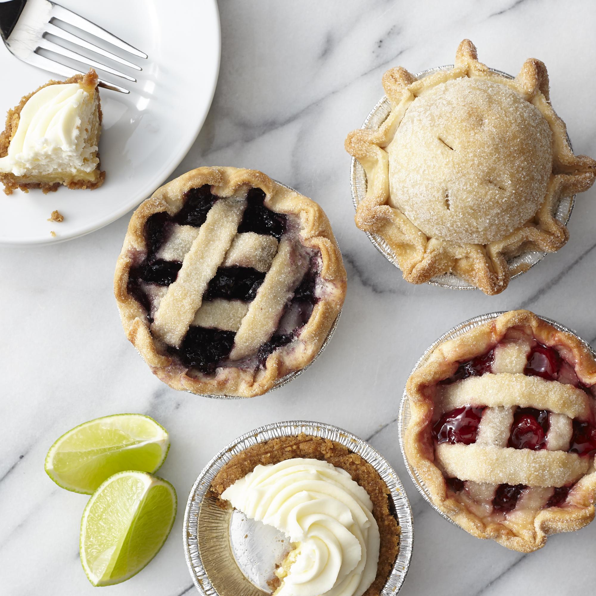 Shop celebration mini pie collection